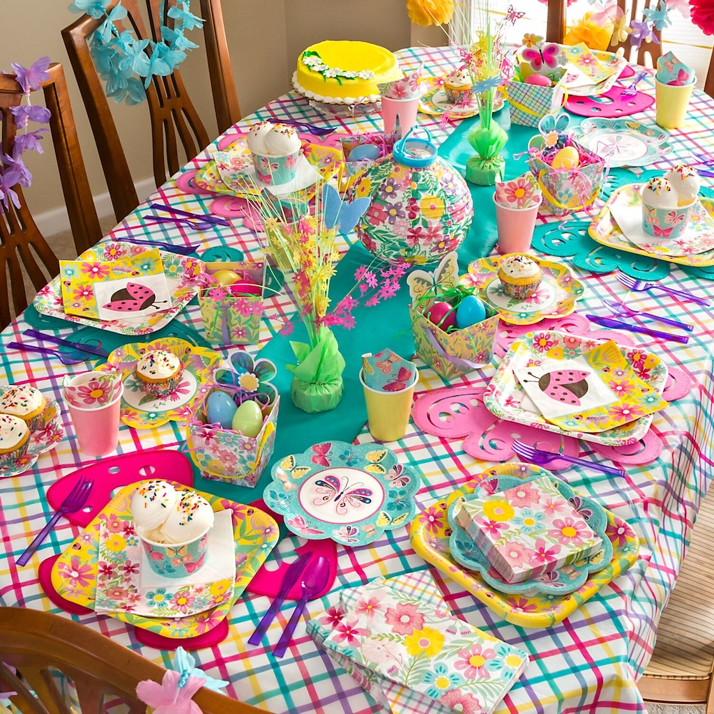 Spring Party Ideas For Senior Citizens Unique Birthday Party Ideas