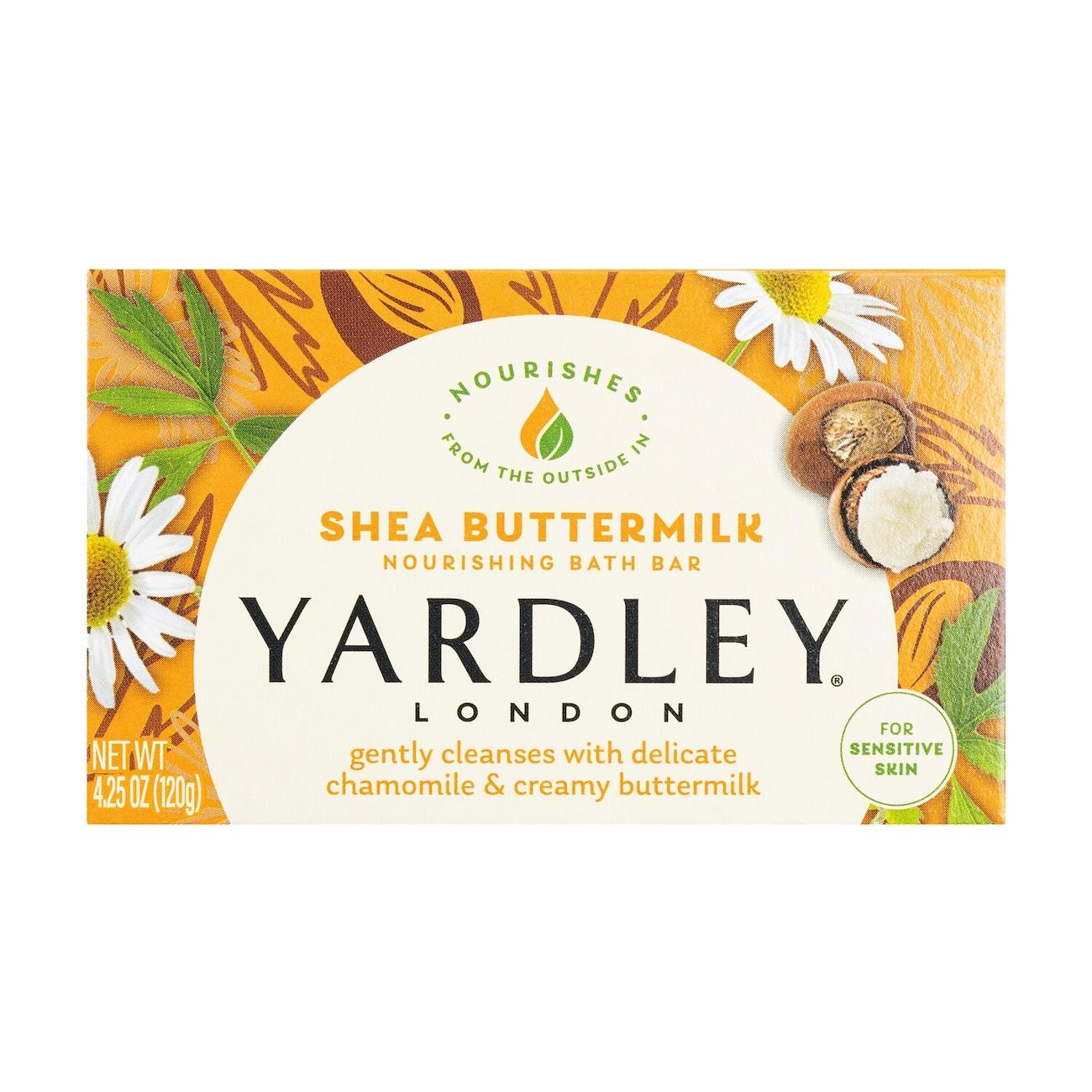 Bar Soap Ra Glow Display Product Reviews For Yardley Shea Buttermilk Sensitive Skin 425 Oz Bars