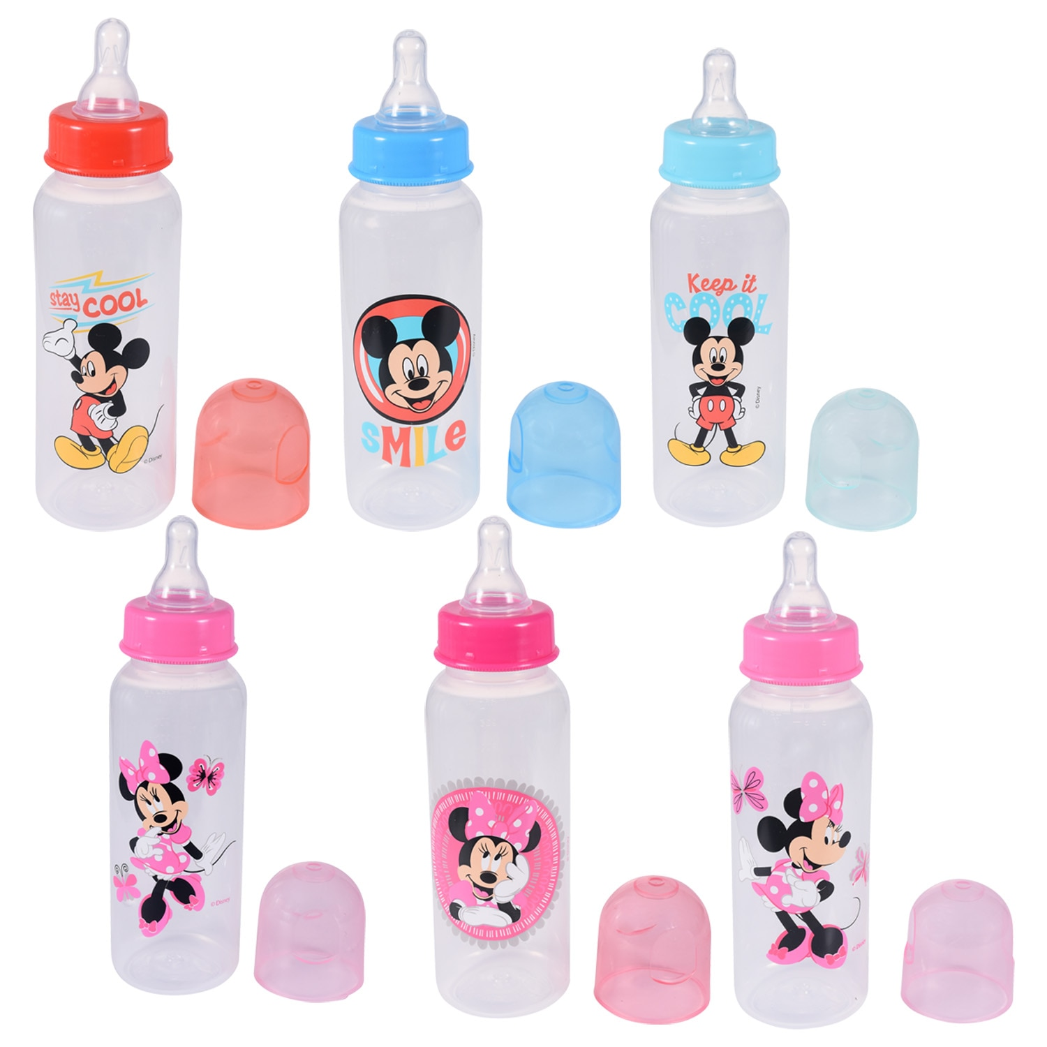 Baby King Solid Sippy Cup with Lid Baby Shower