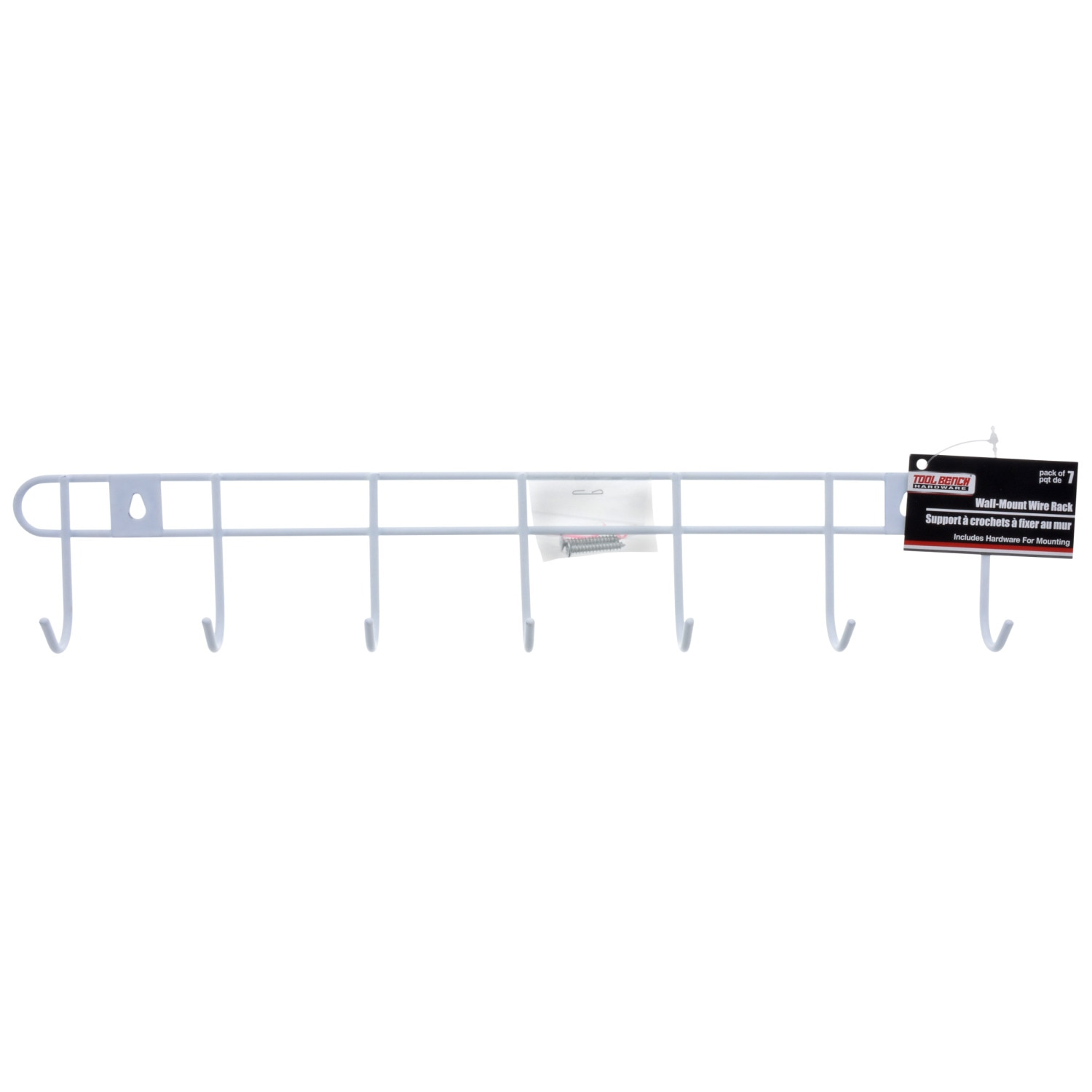 Display Product Reviews For Tool Bench Wall Mount Metal Hangers