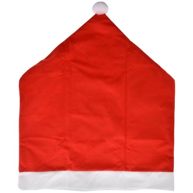 View Christmas House Santa Hat Chair