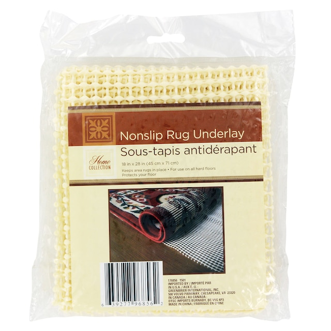 Non Slip Rug Underlays 18x28