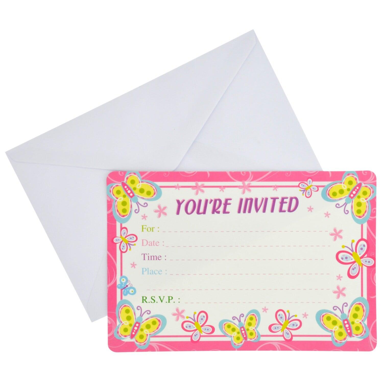 Birthday Invites Cards Dollar Tree Inc