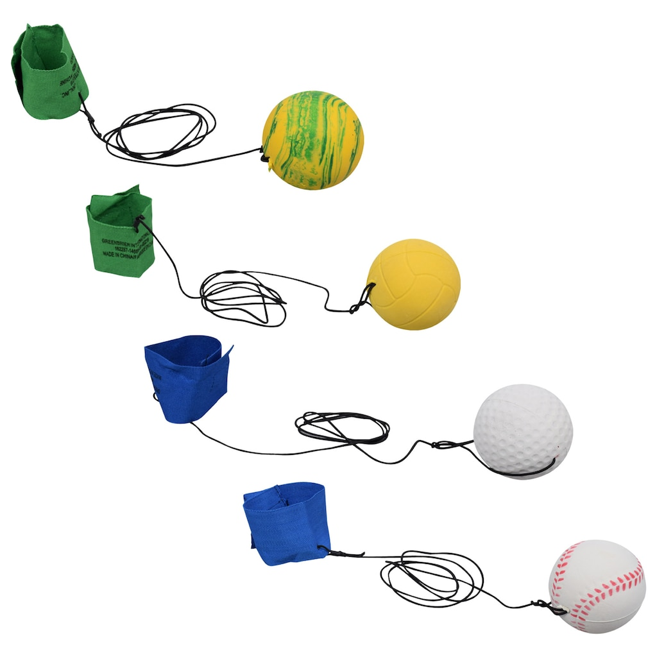 Return Sports Balls,...