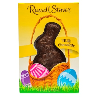 Russell Stover Solid Milk Chocolate Bunnies, 1.3 oz. Product Image