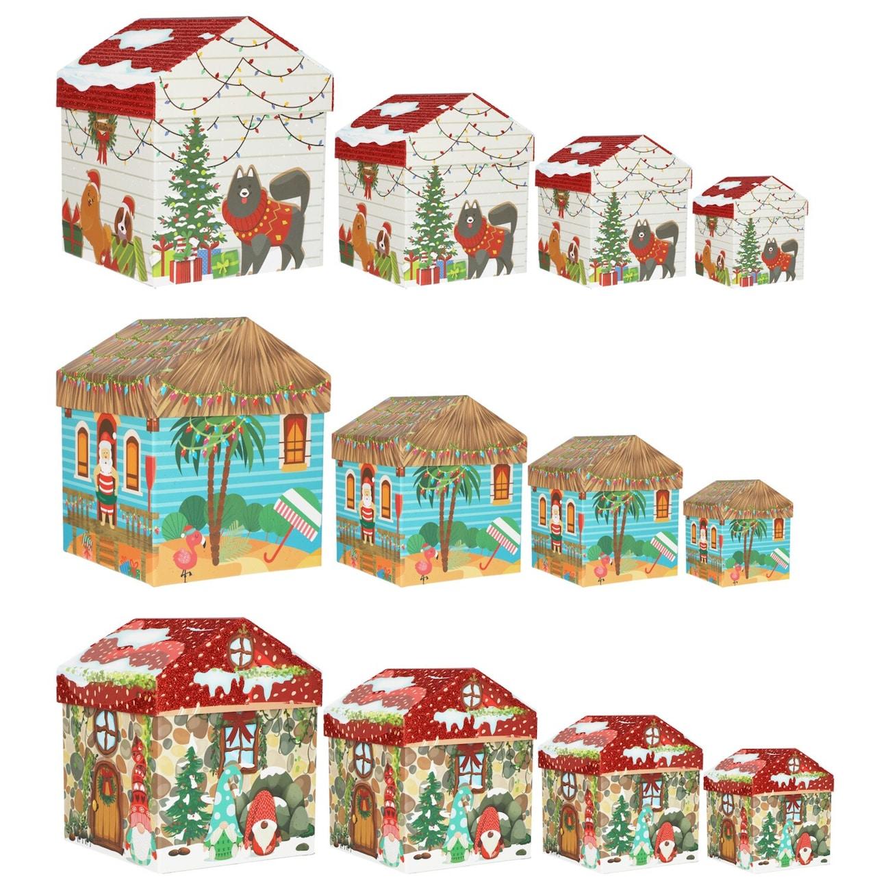 Nesting Christmas Gift Boxes - Dollar Tree, Inc.