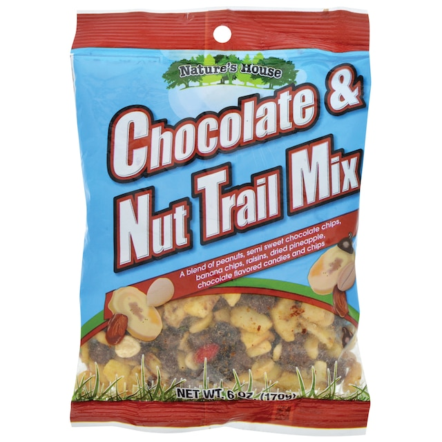 DollarTree.com | Chocolate & Nut Trail Mix, 6-oz. Bags on planters chipotle peanuts, planters spanish peanuts, planters cocktail peanuts, planters salted caramel nut bar, planters big nut bar, planters mixed nuts, planters brittle bar, honey bar, planters penuts, planters redskin peanuts, planters chocolate filled peanuts, planters peanuts gifts, planters peanuts holiday pack, planters nuts and chocolate, planters dry roasted peanuts 6 oz, planters candy, planters nuts products, planters nutmobile, planters honey roasted peanuts, planters brittle nut medley,