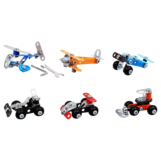 Meccano Spin Master Bolts Complete Kits