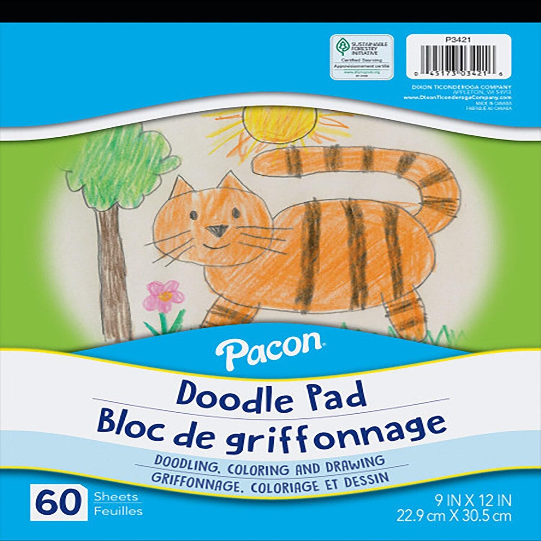 View Little Fingers Doodle Paper Pads,