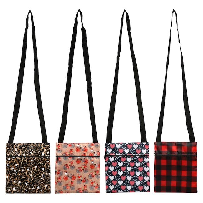Dollartree Com Polyester Crossbody Bags