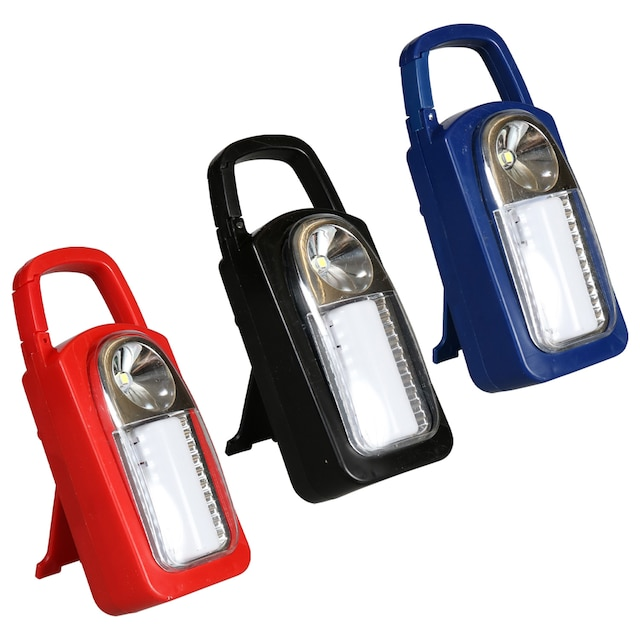 2 In 1 Camping Lights With Clip Hooks