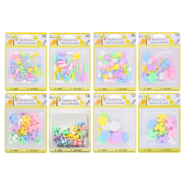 Dollartree Baby Shower Decorations And Favors Assorted Styles