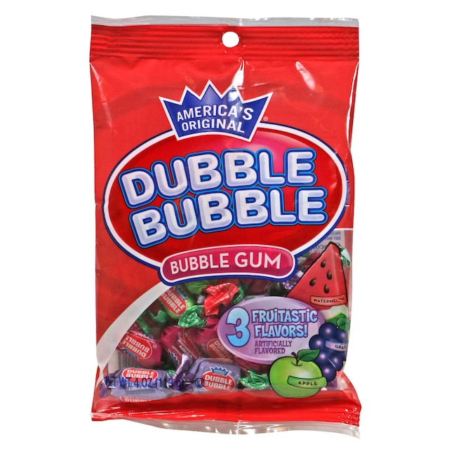 dubble bubble gum balls bubble gum
