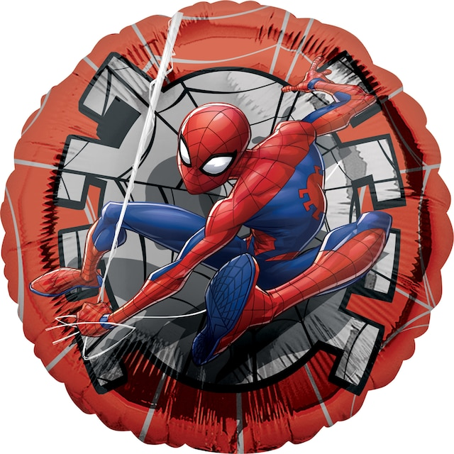 View Marvel Spider Man Foil Balloons With