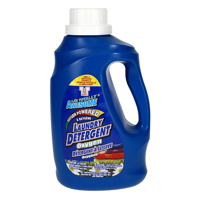 Oxygen-Powered Ultra-Concentrated Liquid Laundry Detergent, 64-oz  Bottles