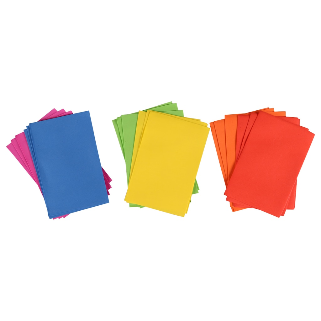 Crafters Square Foam Sheets 32 Ct Packs