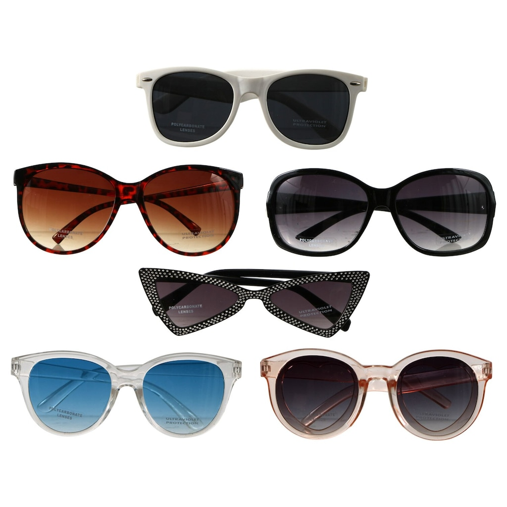 2506dcc2a170 Assorted Ladies Sunglasses