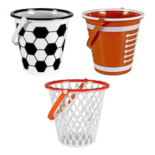 Sports Themed Easter Pails