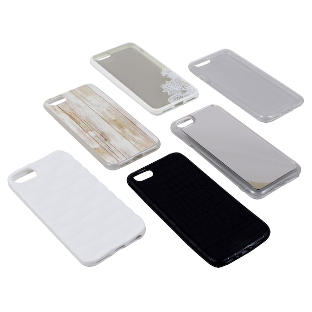 quality design 429c6 66238 E-Circuit Plastic Cell Phone Cases for iPhone 7/8