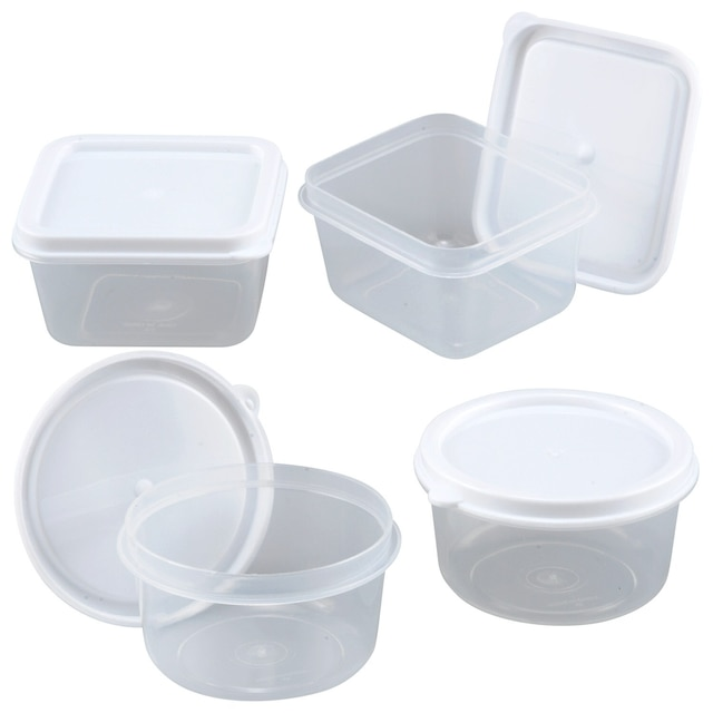 0a85fbdfbdf4 Sure Fresh Mini Storage Containers with Lids, 10-ct. Packs