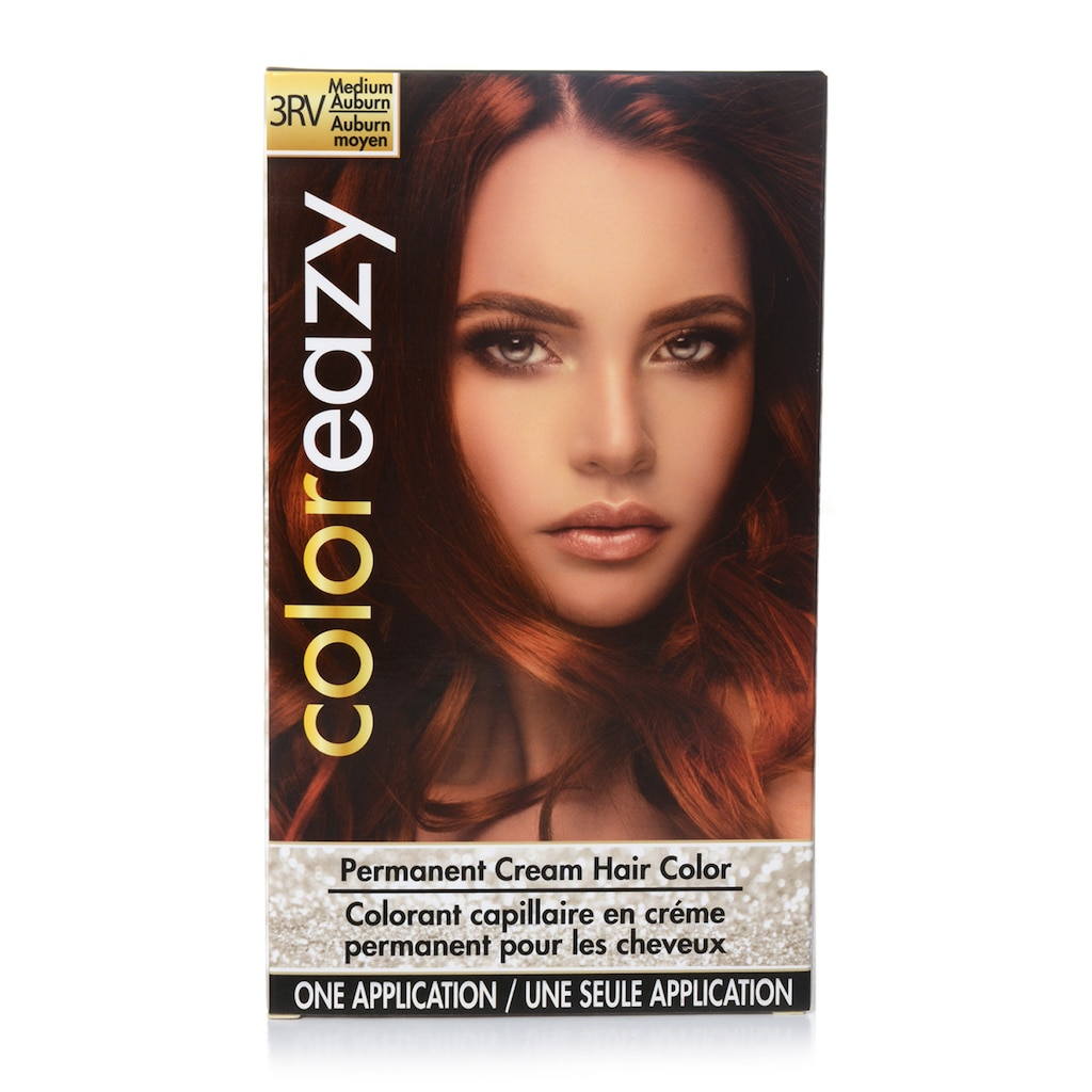 ColorEazy Women\'s Medium Auburn Hair Color