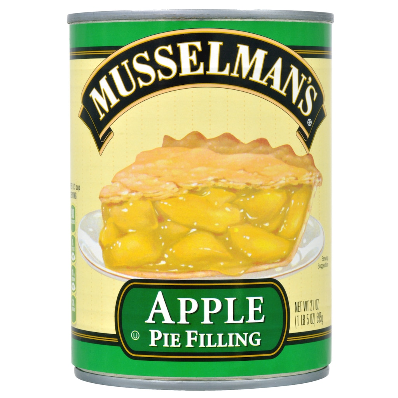 Musselman's Apple Pie Filling, 21-oz. Cans