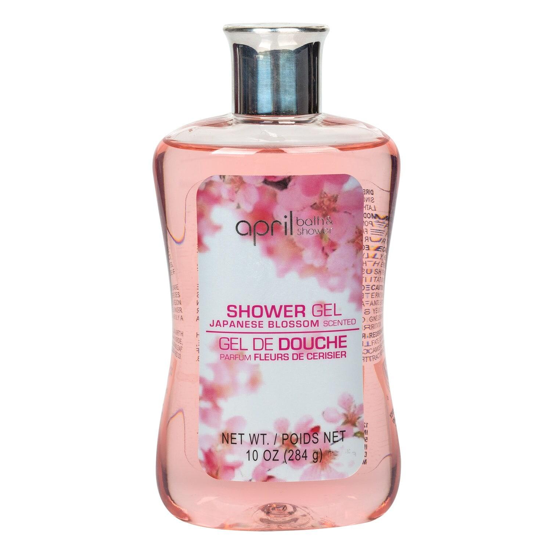April Bath And Shower dollartree | april bath & shower cherry blossom shower gel, 10