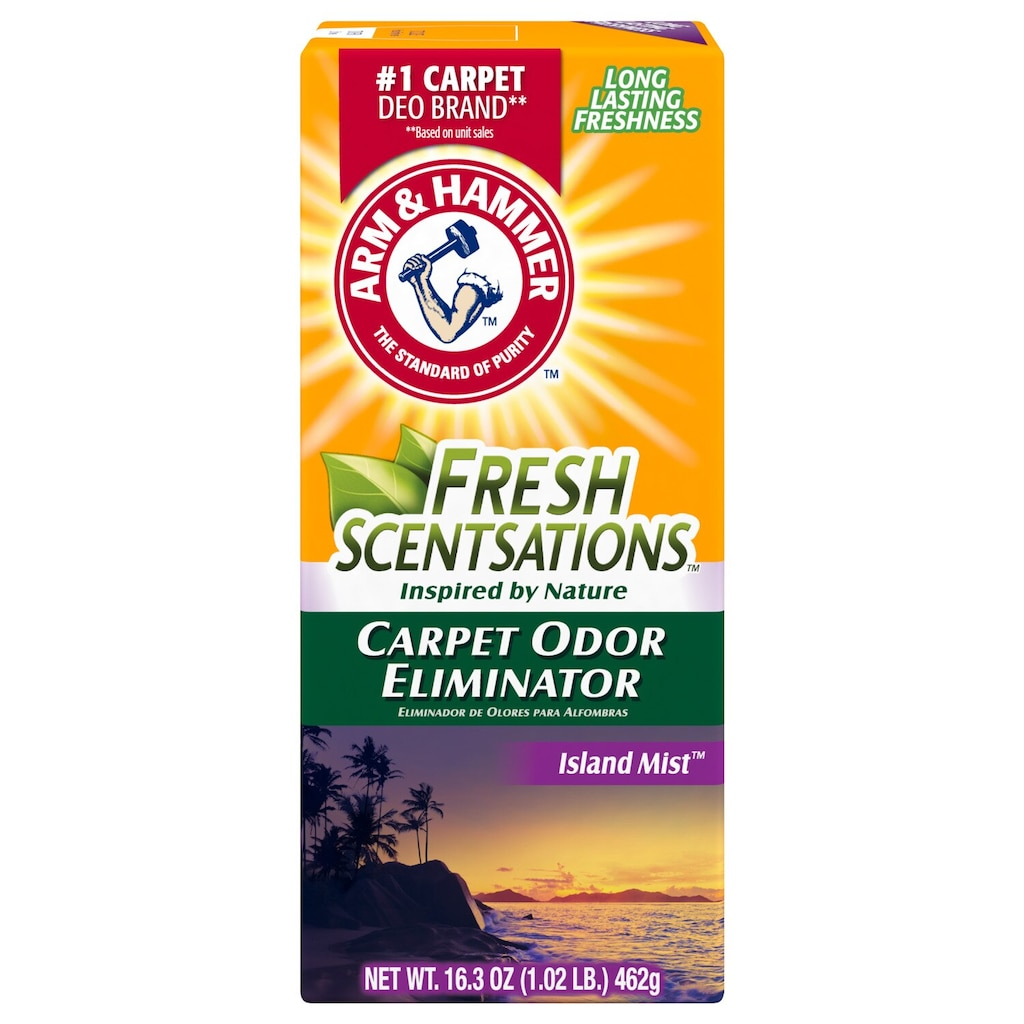 Arm   Hammer Fresh Scentsations Island Mist Carpet Odor Eliminator 0c31f40723b5