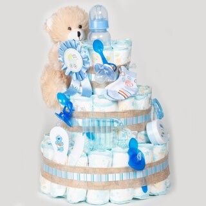 DollarTree   Bulk Baby Shower Crafts