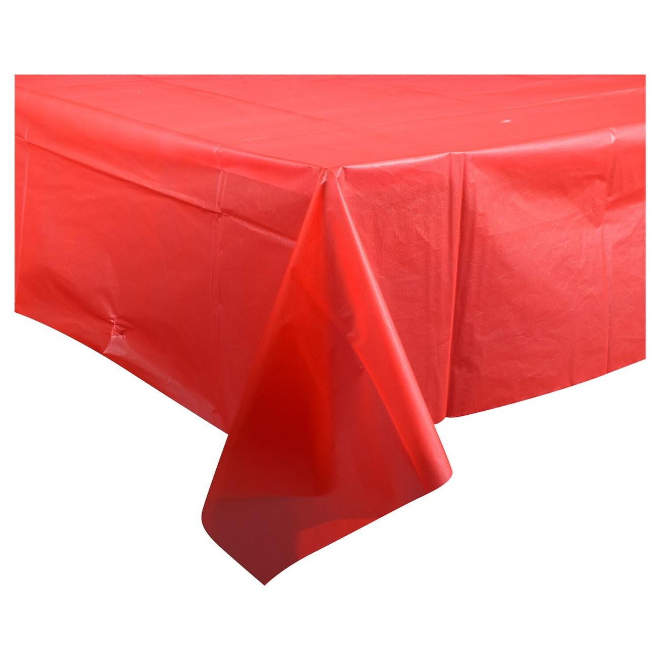 Red Tablecloth Dollar Tree Inc