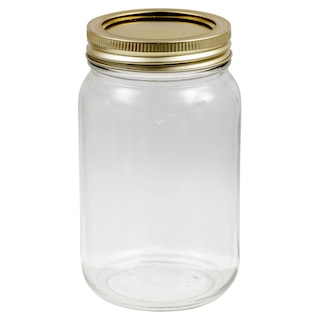 6095b9926ca9 View Clear Glass Canning Jars with