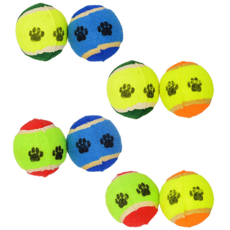 Dollartree Com Bulk Bulk Tennis Ball Dog Toys 2 Ct Packs