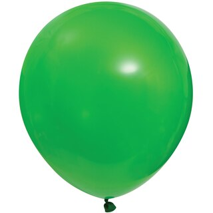ed8b9e00ce View Green Latex Balloons