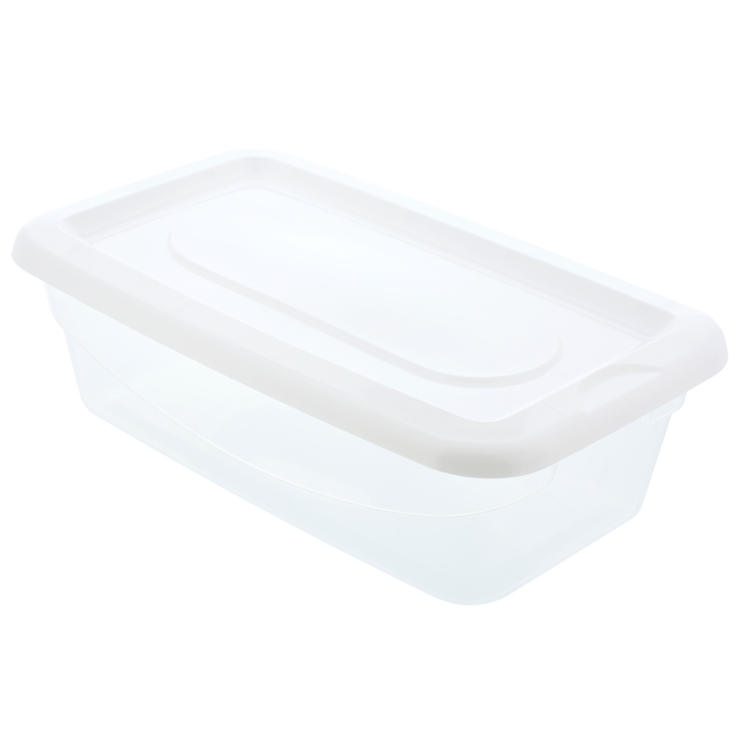 View Plastic Storage Boxes With Lids
