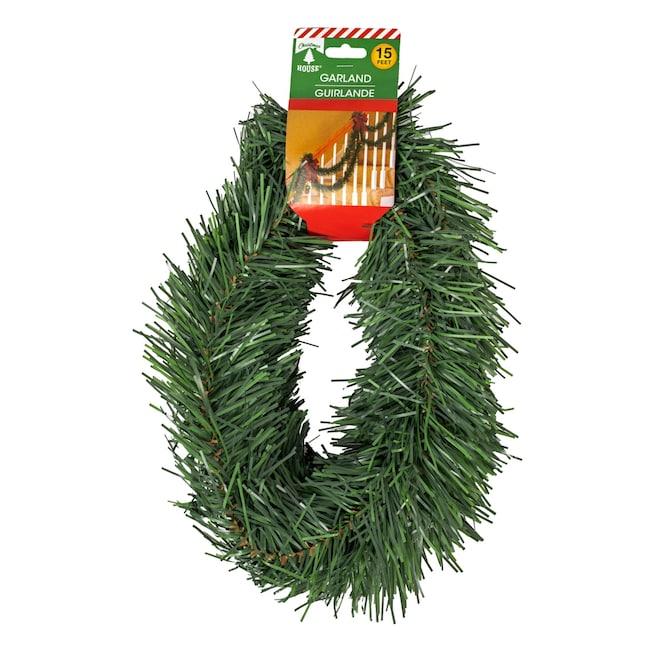Bulk Christmas Garland.Christmas House Artificial Garland 15 Ft Strands