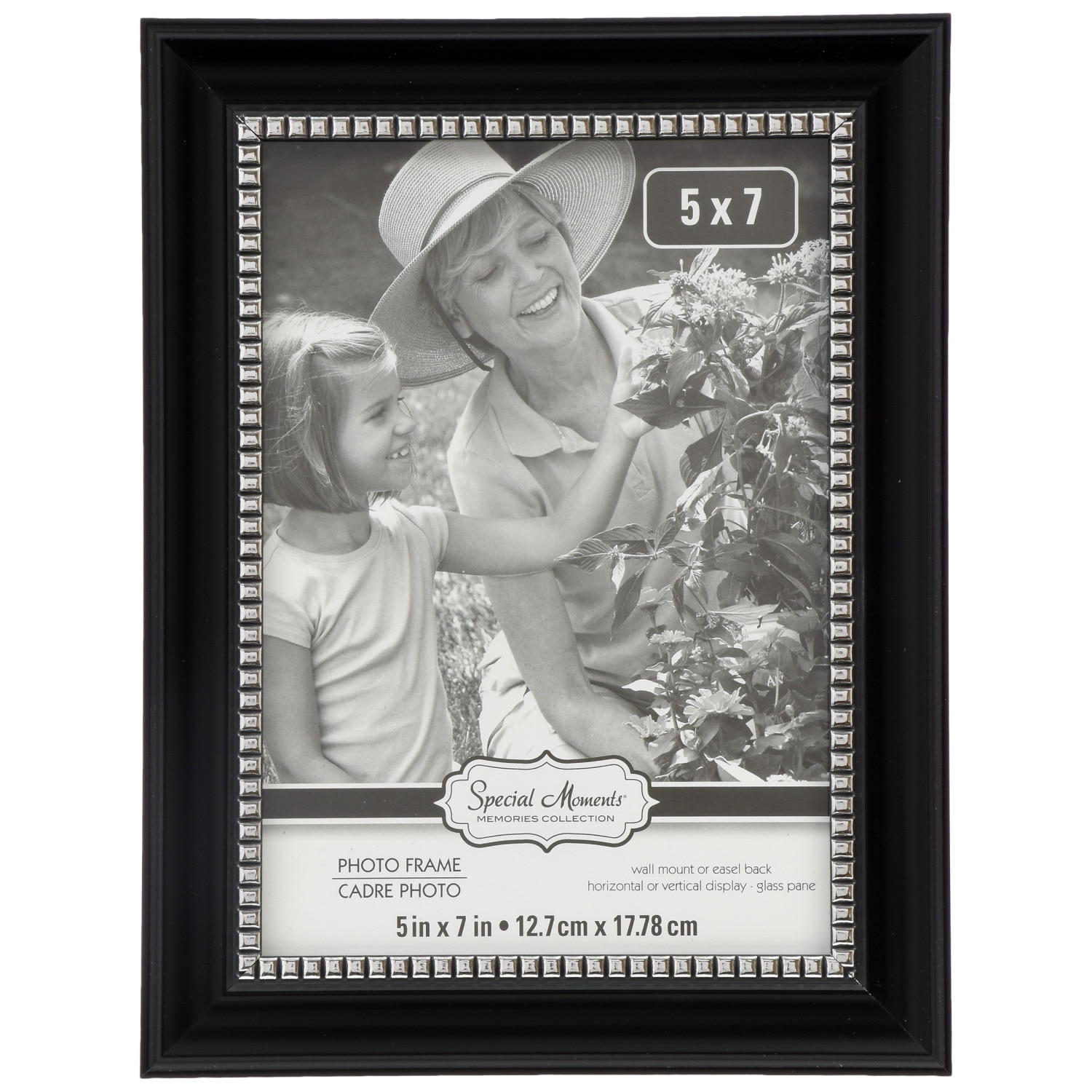 Dollartreecom Bulk Bulk Black Plastic Photo Frames With Silver