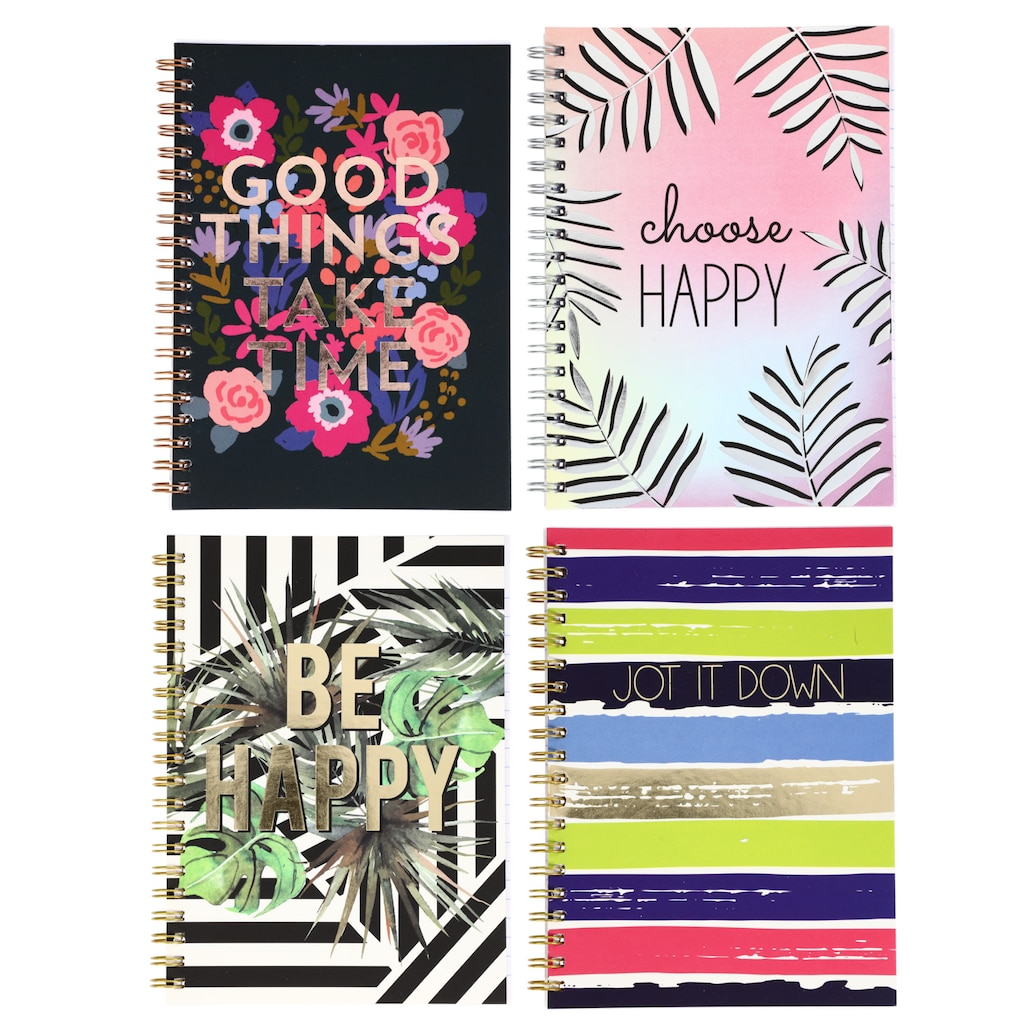Spiral Notebooks...