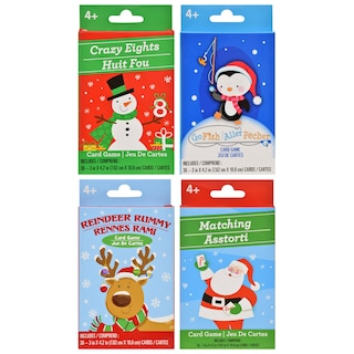 product w productdetails - Christmas Card Games