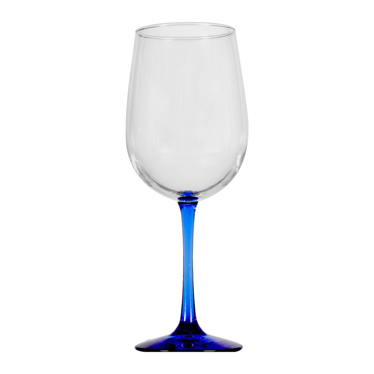 Blue Stem Wine Gles 18 5 Oz