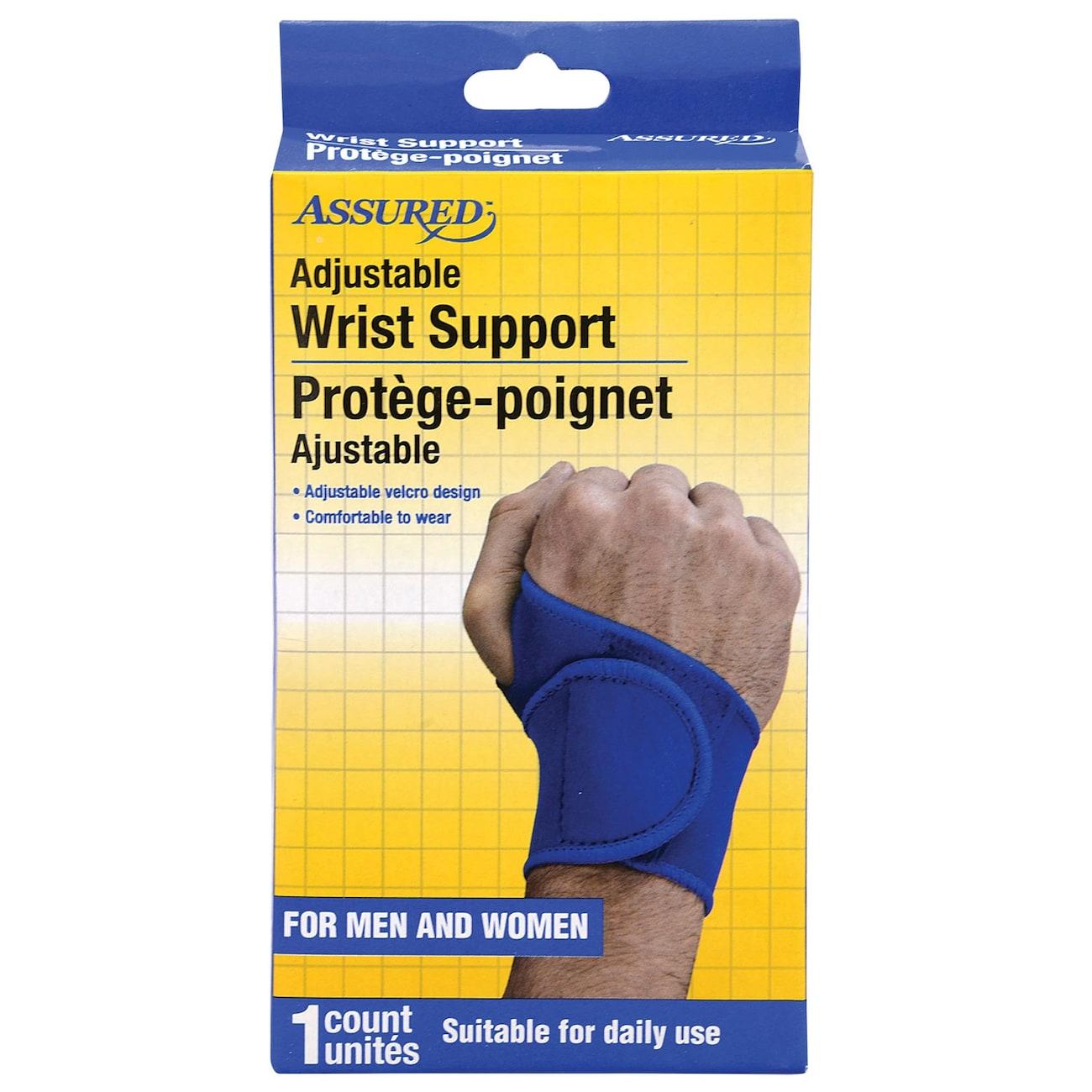 Assured Adjustable Wrist Supports