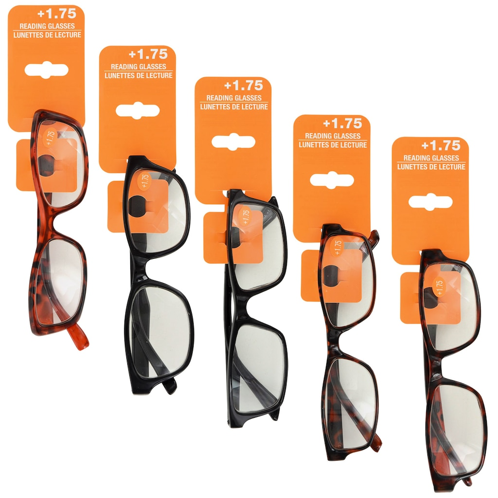 d4275dd32b1 Display product reviews for Fashion Reading Glasses with +1.75 Diopters