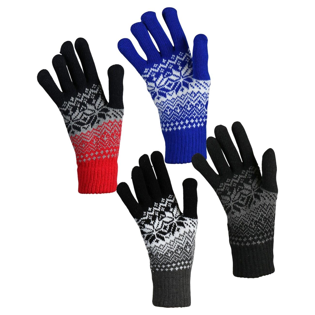 Men's Brushed Gloves