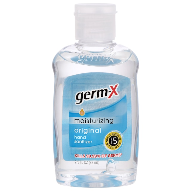 dollartree com germ x moisturizing original hand sanitizer 2 5 oz