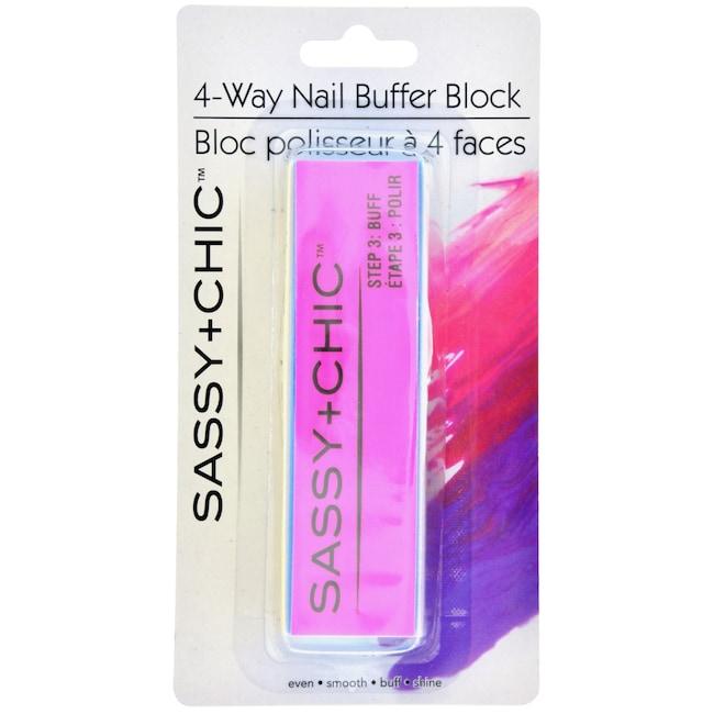 Sy Chic 4 Way Nail Buffer Blocks