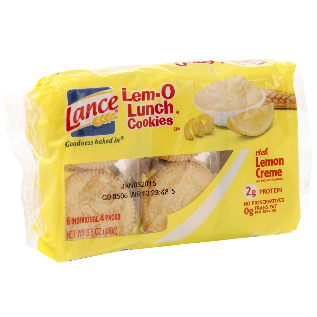 Lemon Cookies - Dollar Tree, Inc.