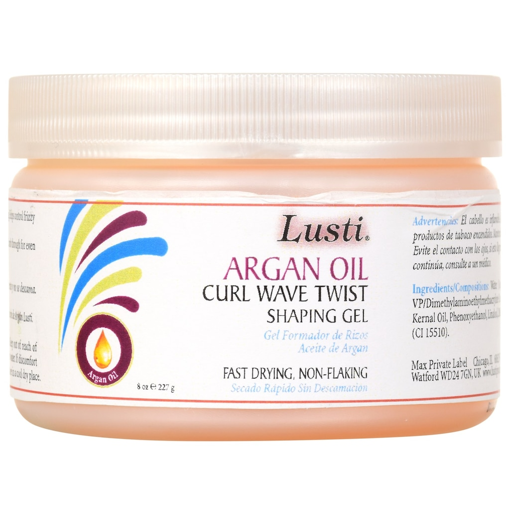 Lusti Argan Oil Curl...