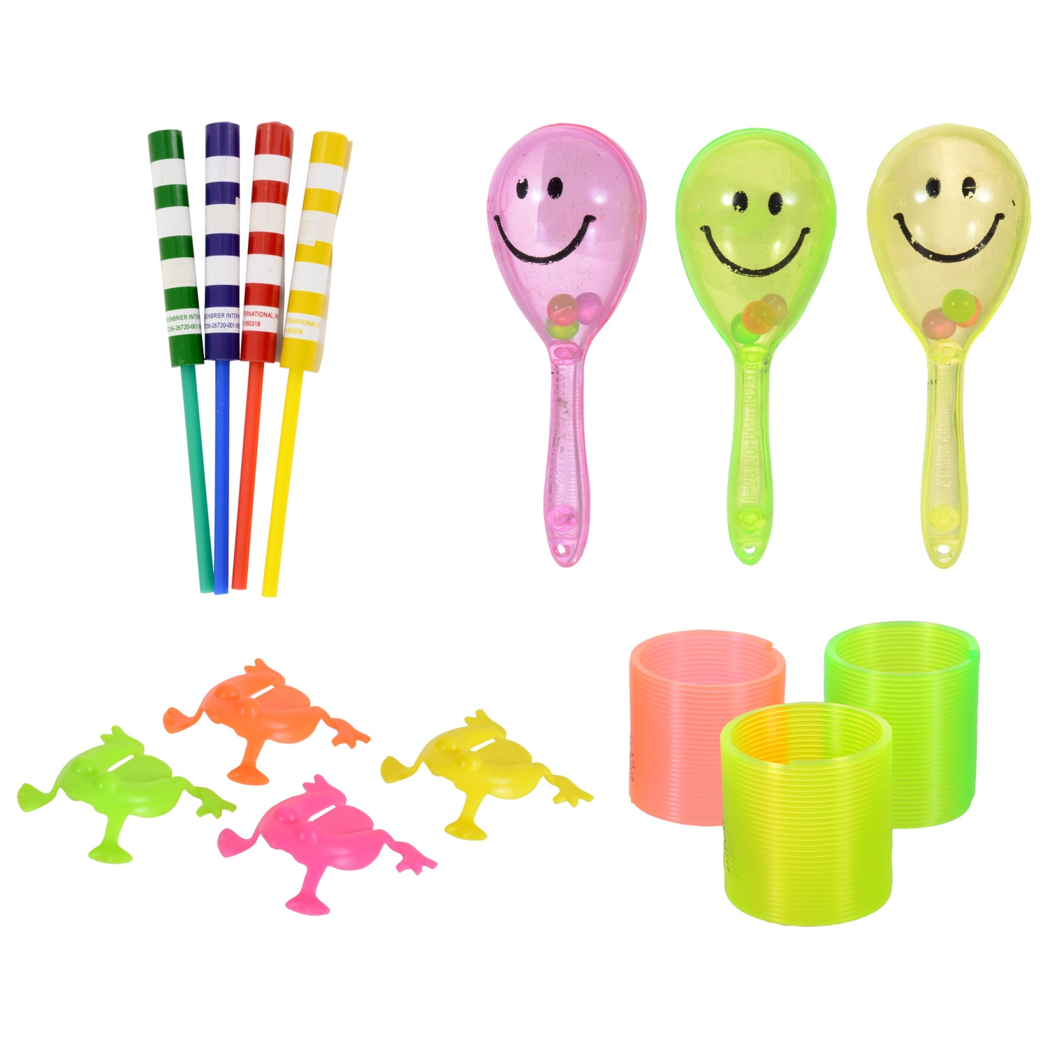 kids assorted party favors