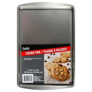 Dollartree Com Cooking Concepts Steel Cookie Pans 9x13 In