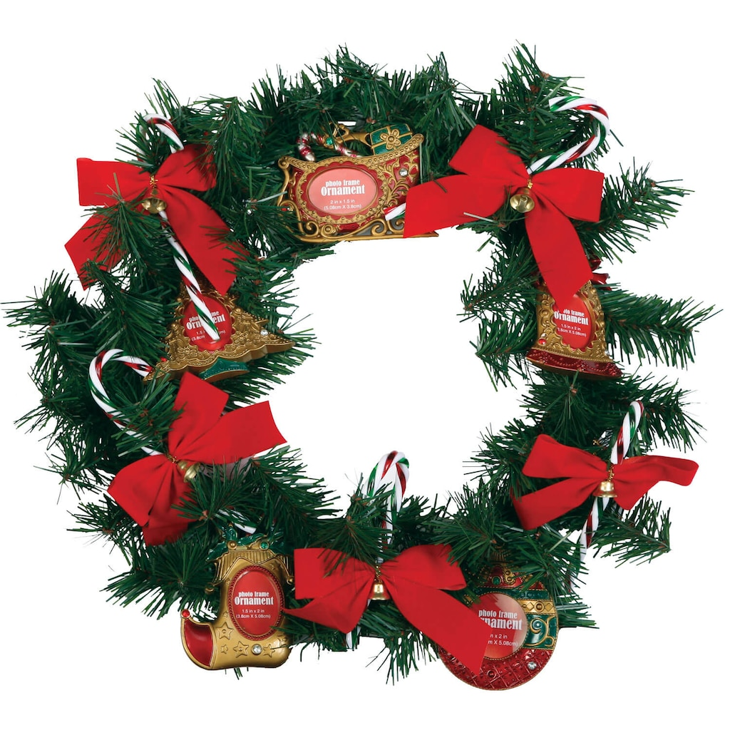 Picture Frame Christmas Ornaments Dollar Tree Inc