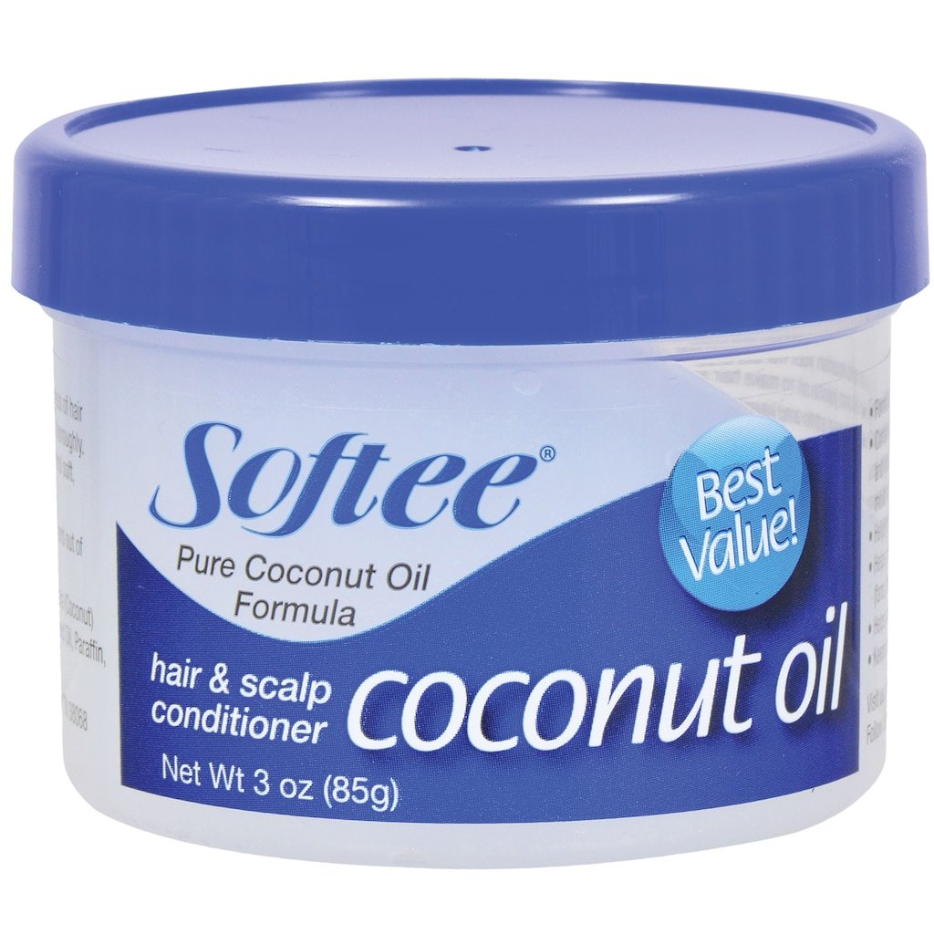 Softee Coconut Oil...
